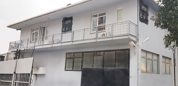 baski evi bina